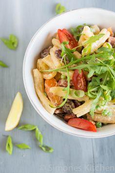 Pastasalade met chorizo | Simone's KitchenSimone's Kitchen
