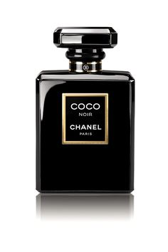 Chanel's new perfume 'Coco Noir' I need to smell this! Since I loooove Chanel chance and mademoiselle! My two favorite scents Perfume Chanel, Black Perfume, Chanel Chanel, Chanel Black, Paris Perfume, Chanel Store, Chanel Fashion, Gold Fashion, Woman Fashion