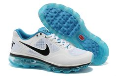 d46399c3fbb84 Find 2015 Outlet To Buy Nike Air Max 2013 Men Shoes White Black Yellow Blue  online or in Lebronshoes. Shop Top Brands and the latest styles 2015 Outlet  To ...
