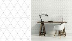 papier peint scandinave - Recherche Google