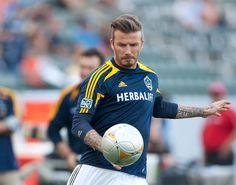 Atak na Beckhama