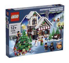 10199 - Winter Toy Shop