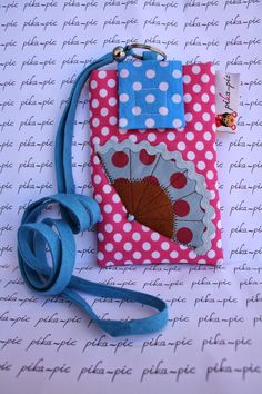 Smartphone, Projects, Pouches, Crafts, Diy, Needlework, Embroidery, Vintage Handbags, Mobile Cases