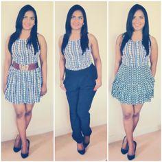 How to wear 1 dress 3 ways