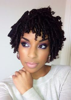Beauty By Lee: ☆✰A Festive Holiday look✰☆ Be Natural, Natural Hair Care, Natural Hair Styles, Super Natural, Natural Baby, Afro, African Hairstyles, Cool Hairstyles, Hair Dos