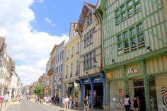 Bezienswaardigheden Troyes