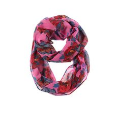 Aerie Printed Loop Scarf - most favorite item I picked up for Fall 2012! (: