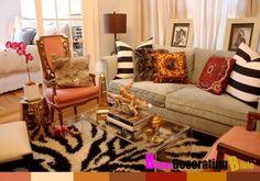 bohemian boho chic decor ideas scarf pillow sham ideas diy better decorating bible heightsofffashion 500x350 How to apply DIY bohemian apartment design