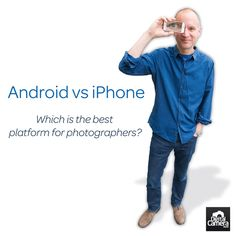 Our Android vs iPhone comparison aims to find out which platform - Apple or Android - offers the most control for serious photographers.