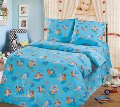 www.domilfo.ru +7(495)960-90-70. Постельное белье для новорожденных МОИ ЗВЕРУШКИ от производителя Cleo (Россия)