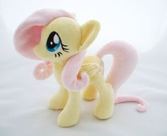 Fluttershy - Pattern available soon! by PlanetPlush.deviantart.com on @DeviantArt