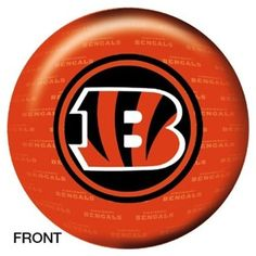 Cincinnati Bengals Bowling Ball (10lbs) by Brunswick. $132.95. Introducing Viz-A-Ball from Brunswick: Bowling balls with exclusive 360 degree, limited edition graphics. This bowling ball is perfect for the recreational bowler or beginner. This also works well for experienced bowlers who want to throw the ball straight at spares. This ball is made of a high quality polyester material and the actual image is embedded into the surface of the ball.