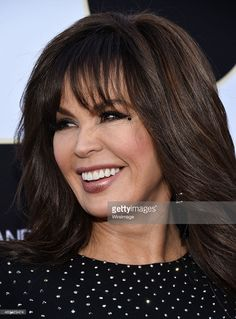 Singer Marie Osmond arrives at the 2015 TV LAND Awards at the Saban Theatre on April 11 2015 in...