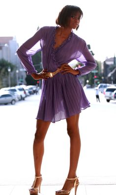 A great time with super dope model Kaba'at and that fly stylist TinaBright in Pasadena ca