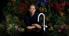 Great minds think unalike. The Jason Wu for Brizo Kitchen Collection.
