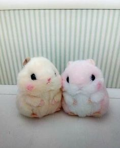 Mascota hamster para Blythe por Blythecolors en Etsy