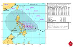 @EricHolthaus JTWC says Super Typhoon #Hagupit/#RubyPH has likely peaked in strength. It could directly strike metro Manila.