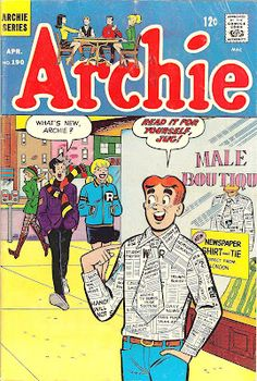 I used to read Archie comic books! I have a collection of Archie comic books! Rare Comic Books, Archie Comic Books, Archie Comics, Comic Book Characters, Children's Comics, Archie Betty And Veronica, Cartoon Photo, Classic Comics, Vintage Comics