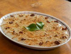 Μαεριά με κανέλα από την Κω - Κρεμώδες παραδοσιακό γλυκό από τα χεράκια της Αργυρώ Μπαρμπαρίγου - ΓΛΥΚΕΣ - Youweekly Hummus, Sweet Recipes, Food And Drink, Cooking Recipes, Sweets, Ethnic Recipes, Cream, Casseroles