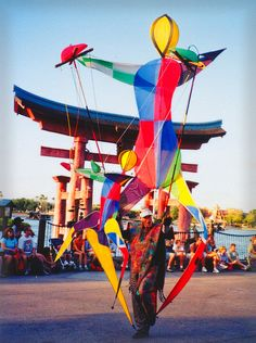 Tapestry of Nations - Epcot 2001 <~ I loved this when I was little!