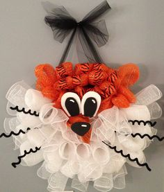 Aubie Wreath -
