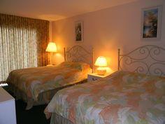 Master bedroom in a 3 bedroom condo