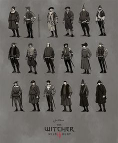The Art Of The Witcher 3