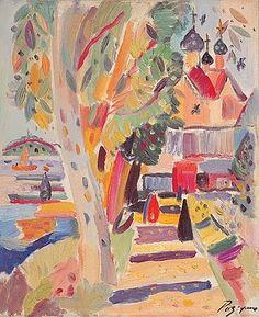 Victor Razgulin Russian Artist