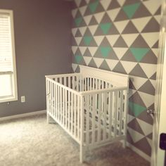 New baby boy country nursery room ideas accent walls Ideas - Baby Rooom