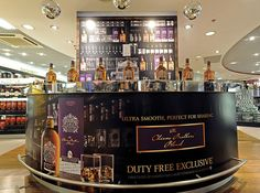 The Chivas Brothers' Blend Activation & Global Brand Toolkit for Pernod Ricard: Mix-it bar, Singapore