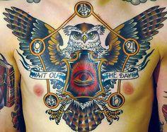 oliver peck tattoo portfolio - Bing Images