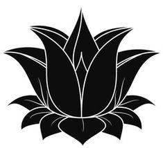Vector: Lotus Silhouette Tiger Silhouette, Flower Silhouette, Silhouette Vector, Free Vector Images, Vector Free, Lotus Vector, Eagle Face, 2 Clipart, Eagle Vector