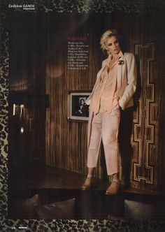 Our pink Oui Blazer in Woman Magazine!