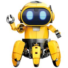 """awesome Elenco Teach Tech """"Zivko The Robot"""", Interactive A/I Capable Robot with Infrared Sensor, STEM Learning Toys for Kids Ai Robot, Robot Kits, Stem Learning, Learning Toys, Hands On Learning, Sierra Leone, Montenegro, Belize, Ghana"""