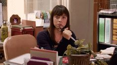 April Ludgate - Parks and Recreation | Community Post: 19 Female TV Characters Who Are Evidently Slytherins