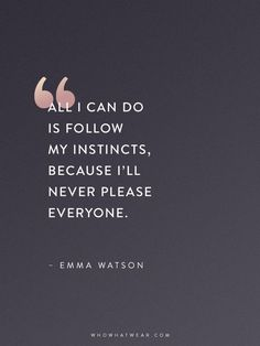 12 Emma Watson Quotes That Every Woman Should Read – Best Quotes Words Quotes, Me Quotes, Motivational Quotes, Inspirational Quotes, Sayings, Qoutes, Music Quotes, Quotes Women, Great Quotes