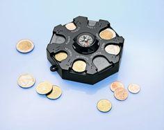 Euro- Münzhalter / Münzsammler / Münzen Organizer von 1 Cent- bis 2 Euro-Münzen - [ #Germany #Deutschland ] #Haushaltswaren [ more details at ... http://deutschdesign.apparelique.com/euro-munzhalter-munzsammler-munzen-organizer-von-1-cent-bis-2-euro-munzen/ ]