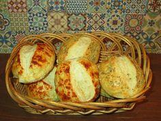 chleba naszego: bułki z oregano i papryką