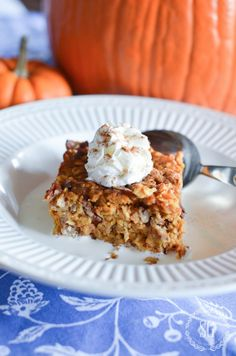 If you like pumpkin pie you will love Pumpkin Spice Baked Oatmeal! It has all the great flavor of pumpkin pie, but it's a whole lot more healthy! And here's the best part… in Lancaster County we eat Baked Oatmeal for breakfast! Oh YUM! We serve it up warm and pour milk over it. It more »