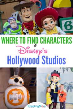 Guide for Disney's Hollywood Studios Use our Ultimate character guide for Disney's Hollywood Studios on your next Walt Disney World vacation.Use our Ultimate character guide for Disney's Hollywood Studios on your next Walt Disney World vacation. Disney World Hotels, Walt Disney World Vacations, Disney Parks, Disney Travel, Disney Worlds, Disney Bound, Disney Cruise, Disney Vacation Club, Disney Vacation Planning