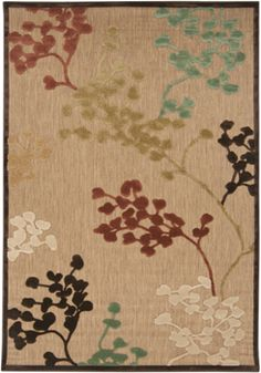 """Rug...smallest is 3'9"""" x 5'8"""" (Via Domestic Modern)"""