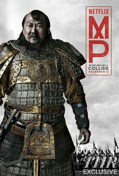 Marco Polo on Netflix