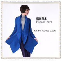 OEM services Chinese manufacturer Elegant Ladies fashion pleated coat  Best Buy follow this link http://shopingayo.space