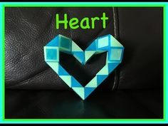 ▶ Smiggle Snake Puzzle or Rubik's Twist Tutorial: How to make a Heart - Step by Step Video - YouTube