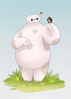 BAYMAX by Odu-F on deviantART