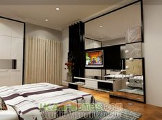 Modern Design Ideas and Bedroom Cabinets