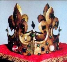 Crown of Kazimierza Wielkiego 1310-1370