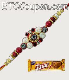 Pearl-Stone-Rakhi special coupon by etccoupon.com