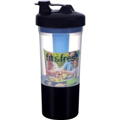 Fit And Fresh Chilled Shaker - 12 Oz