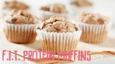 I hate getting caught out hungry with absolutely nothing healthy on hand to eat. That's why I always carry healthy snacks around wherever I go. Some of my favourites are organic nuts, fresh vegetable sticks and hummus or these amazing protein muffins. You can make a big batch of these at the beginning of the week that will…